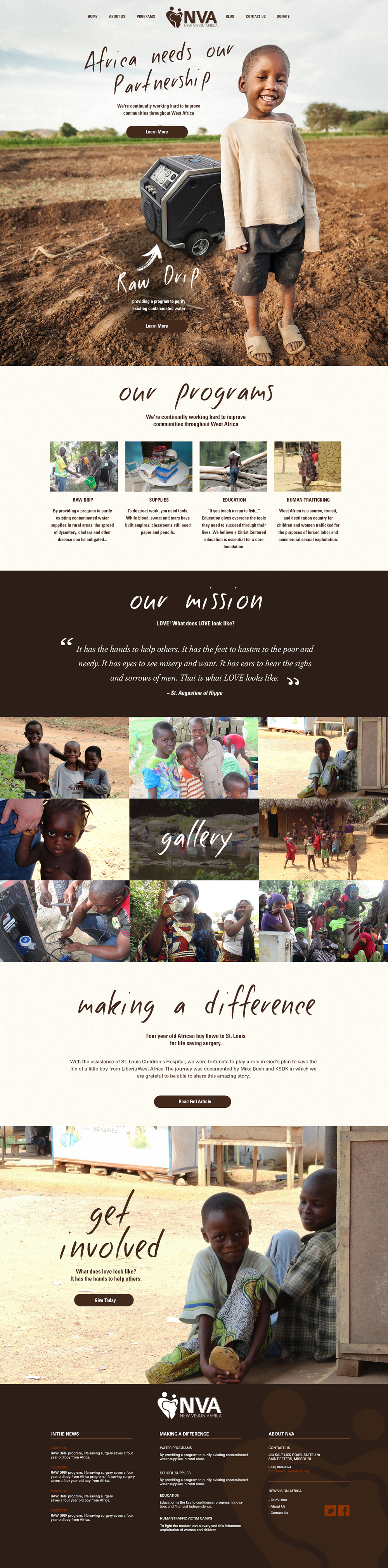 New Vision Africa