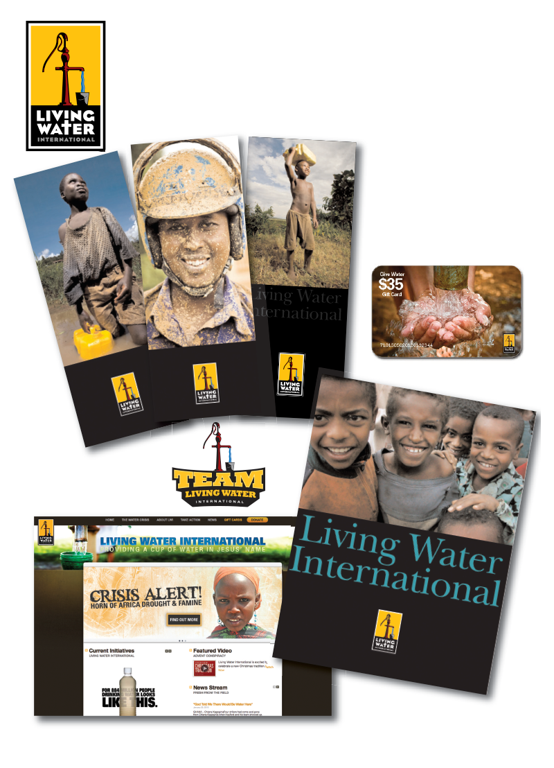 Living Water International (branding)