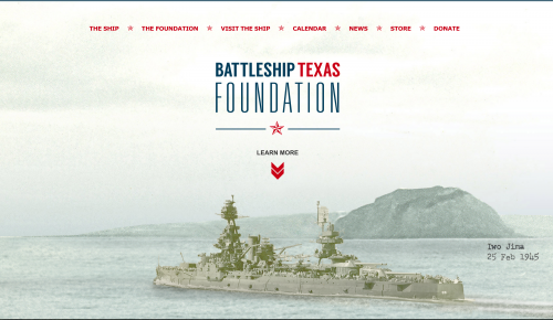 The Battleship of Texas