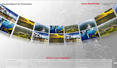 Halliburton/Landmark Graphics